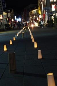 外宮参道千の灯り
