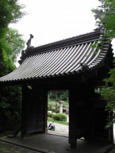 黒門(神宮文庫)