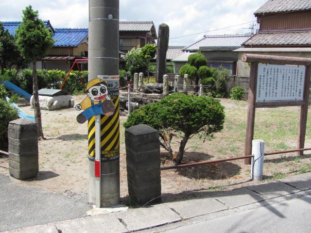 忘れ井さん・水饗社跡(伊勢市大湊町)