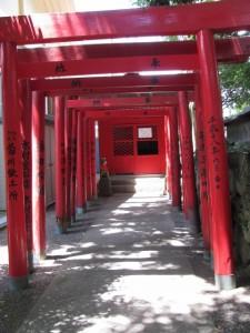 稲荷神社(日保見山八幡宮)
