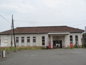 JR山田上口駅