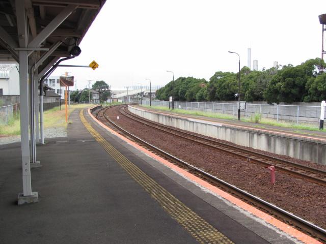 JR参宮線山田上口駅(2012年08月11日時点)