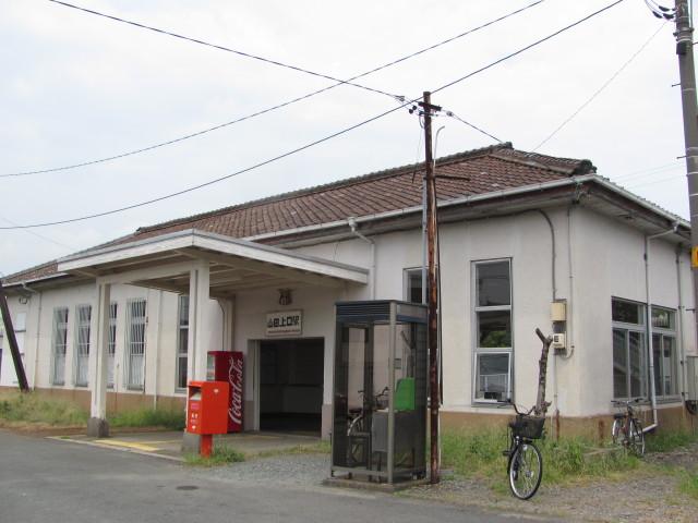 2018年08月11日時点のJR参宮線 山田上口駅