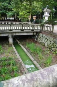 神橋(橿原神宮)