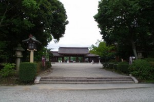 南神門(橿原神宮)