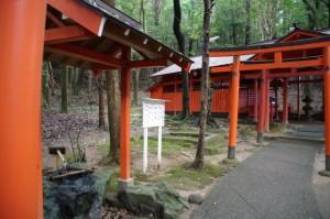 長山稲荷社(橿原神宮末社)