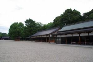 休憩所(橿原神宮)