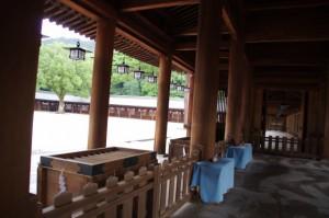 外拝殿(橿原神宮)