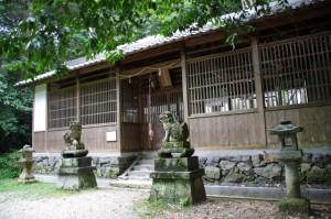 東大谷日女命神社