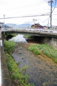 慈明寺橋(高取川)