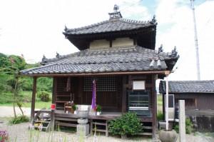 山本山大師堂