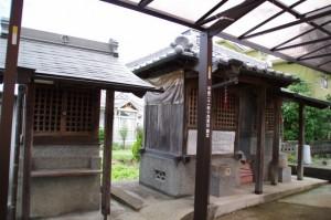 地蔵堂(新河原橋付近)