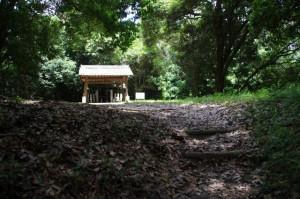 香久山山頂