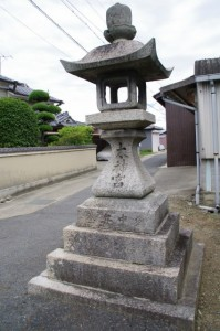 太神宮常夜燈、マップ(10648)ポイント付近