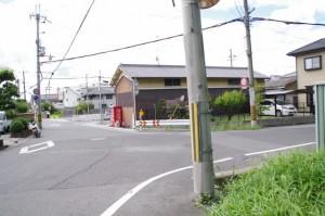 耳成山から近鉄 大和八木駅