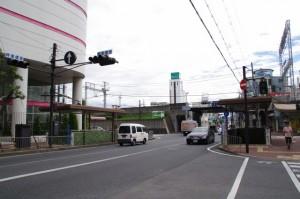 近鉄 大和八木駅付近