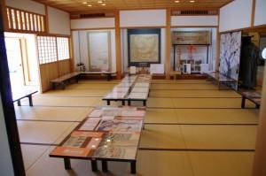 企画展「災害と山田奉行」その3(山田奉行所記念館)