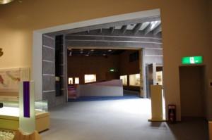 映像展示室(斎宮歴史博物館)