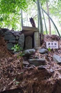 庚申塚(長谷観音道)