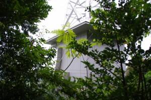 電波塔(神坂展望施設~近長谷寺)