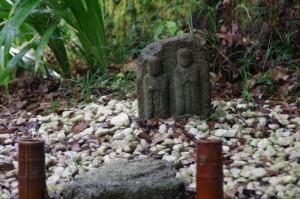 夫婦地蔵(金剛座寺)