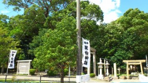 箕曲神社(伊勢市小木町)