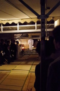 御遷座祭(日保見山八幡宮)