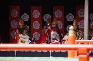 秋季神楽祭 神宮舞楽