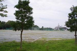 臨時駐車場(グリーントピア)