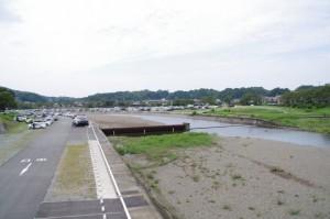 内宮B駐車場(B6、B5)五十鈴川河川敷