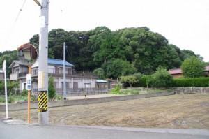 宇治山田神社付近