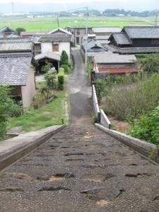 棒原神社からの眺望