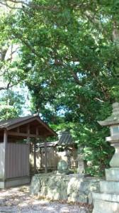阿竹社(伊勢市田尻町)