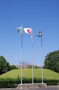 斎宮歴史博物館付近