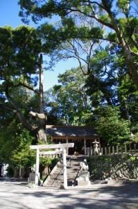 大山祗神社(鳥羽市)