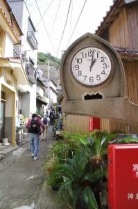 時計台(神島)