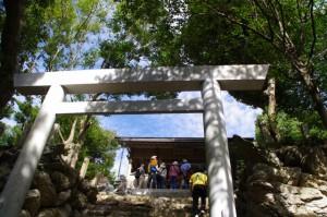 八代神社(神島)