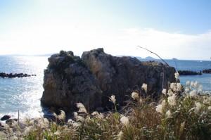 八畳岩(神島)