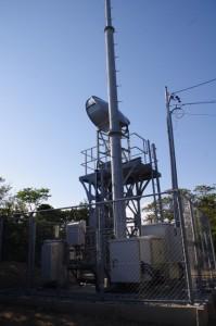 NTT DOCOMO 鳥羽神島無線局