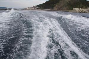 神島→佐田浜(鳥羽市営定期船)