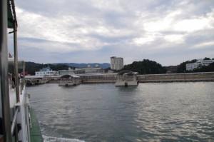 鳥羽マリンターミナル(佐田浜)(鳥羽市営定期船)