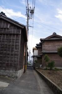 馬瀬神社(伊勢市馬瀬町)付近