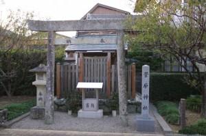 菅原神社(臥龍梅公園)