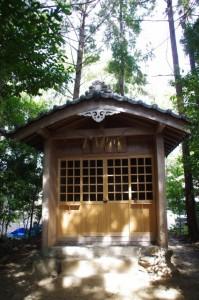甘露花壽稲荷神社、秋葉神社(伊勢市神久)