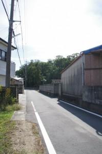 神田社の社叢(伊勢市神久)