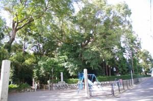 神田社(伊勢市神久)