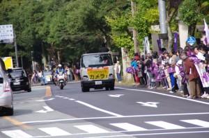 カメラ車1(倭姫前交差点)