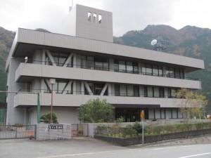 国土交通省中部整備局蓮ダム管理所