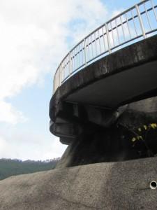奥香肌湖 (蓮ダム)展望台