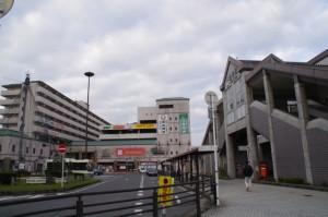 桜井駅南口(JR側)